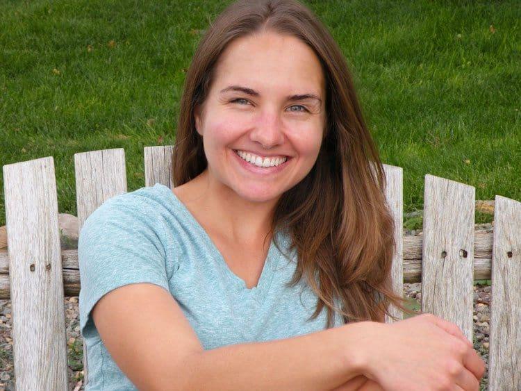 nutritional coach Nicole Dalby