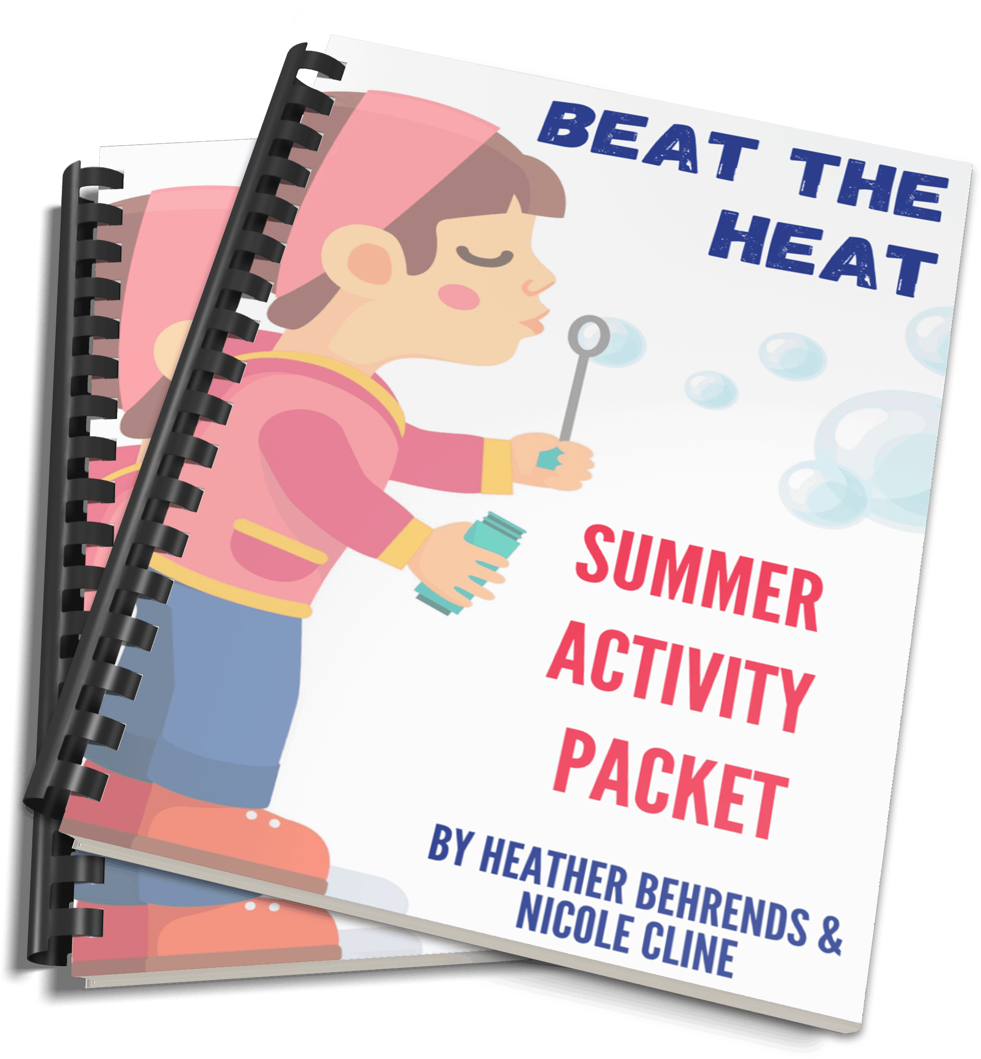 Beat the Heat Summer Worksheets Summer Activity Packet for helping your kids continue learning all summer long.
